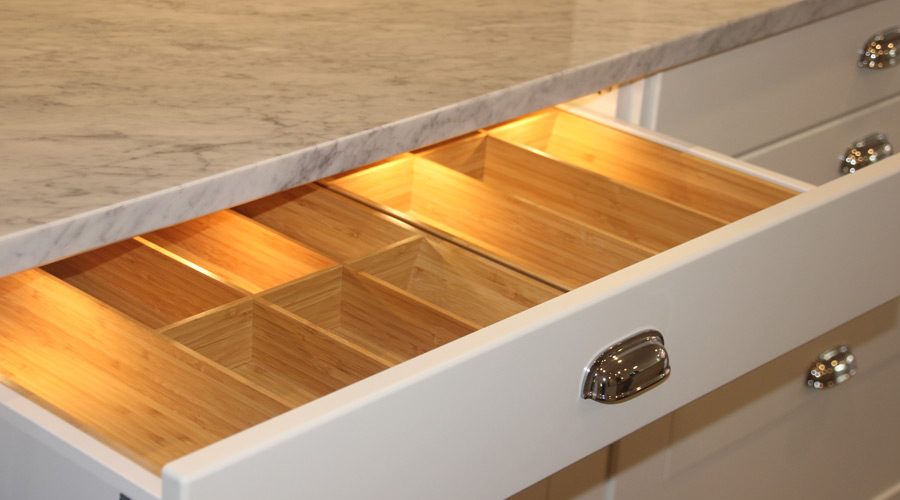 Kitchen Drawer Lighting
